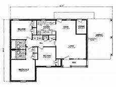 1100 square foot house plans country style house plan 3 beds 2 baths 1100 sq ft plan