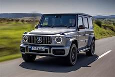 New Mercedes Amg G 63 2018 Review Auto Express