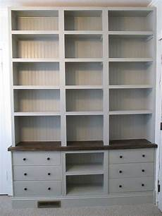 Wall Bookshelves With Ikea Rast Drawer Base Ikea Built