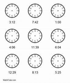 22 besten telling time printables bilder auf