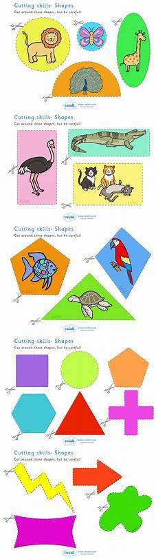 motor skills worksheets ks2 20635 twinkl resources gt gt cutting skills worksheets shapes parents gt gt thousands of printable primary