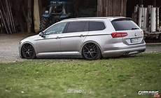Tuning Volkswagen Passat Variant B8 Side