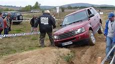 Test De Franchissement En Range Rover Sport Tdv6 224 Beaujeu