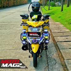 Modifikasi Puli Belakang Mio by Kumpulan Foto Modifikasi Yamaha Mio M3
