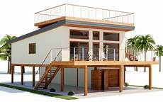 beach house plans on stilts beach house plan three bedrooms open planning raised