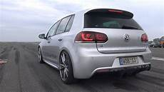 golf 6 r tuning teile 800hp volkswagen golf 6 r r32 turbo 4motion 1 2 mile drag
