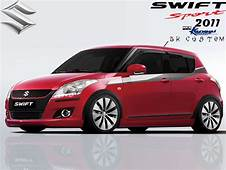 Custom Suzuki Swift Sport Modified Street Cars