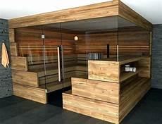 hemlock sauna 180 x 150 x 210 cm glasfront panorama sawo