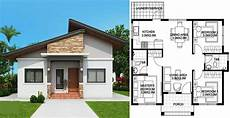 three bedroomed bungalow house plans 3 bedroom bungalow house plan engineering discoveries
