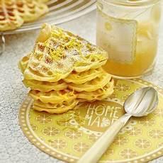 waffelrezept ohne butter zitronen schmand waffeln rezept dessert rezepte