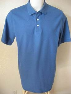 mens polo shirt lt l tall barrow performance classic 3 button casual usd 97 end date