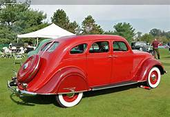 Auction Results And Sales Data For 1934 DeSoto Airflow