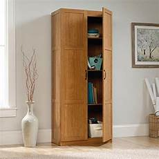 sauder storage cabinet with 4 adjustable shelves sears marketplace
