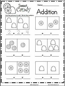 addition worksheet for kindergarten with pictures 9275 sweet math addition worksheet math addition worksheets kindergarten addition worksheets