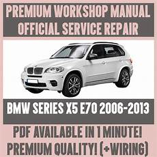 manual repair free 2006 bmw x5 spare parts catalogs workshop manual service repair guide for bmw x5 e70 2006 2013 wiring diagram ebay