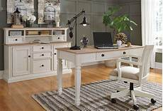 home office suite furniture set sarvanny home office set by signature design by ashley 2