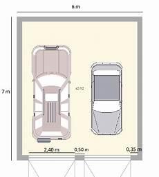 longueur garage 2 voitures dimension garage maison fran 231 ois fabie