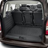 Luggage Compartment Mat Rubber Peugeot Partner Tepee B9