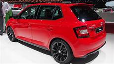 2015 Skoda Fabia Monte Carlo 1 2 Tsi 110 Ps Exterior And