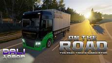 on the road truck simulator steam early access
