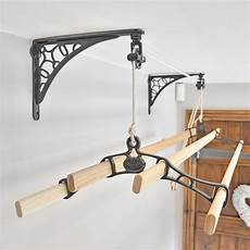 Kitchen Pulley Clothes Airer by Pulley Clothes Airer Ceiling Clothes Airers Kitchen