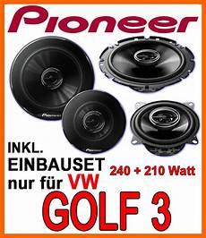 paket lautsprecher lautsprecherset pioneer front f 252 r