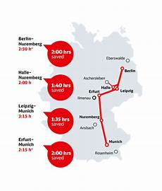 travel between berlin and munich in 4 hours