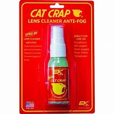 anti fog lens cleaner spray on 0 5oz cat crap walmart