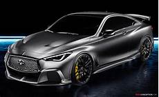 Infiniti Q60 Project Black S Revealed Autoconception