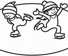 Schule Und Familie Ausmalbilder Winter Kostenlose Malvorlage Winter Kinder Beim