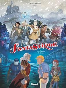 Preview Bd La Famille Fantastique T2 Les Orphelins De