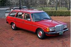 1981 mercedes w123 4 speed 300td 5 cyl diesel