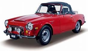 Datsun Fairlady 1600 And 2000 Models 1968