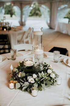 20 simple greenery wedding centerpieces decor ideas wedding decorations wedding table