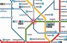 stazione porta garibaldi metro porta garibaldi station map milan metro