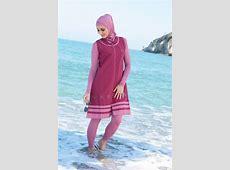 15  Fashionable Muslim Swimwear (Burkini) Collection for Women
