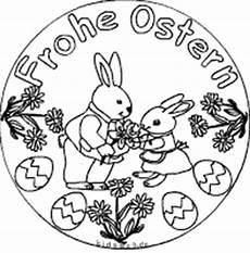 Ostereier Malvorlagen Challenge Ostermandalas Kostenlos Zum Ausdrucken