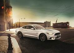 IHS Markit Names Ford Mustang As The Best Selling Sports