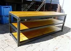 meuble tv atelier 17 best images about creation brocantetendance meuble industriel on canon deco