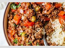 crock pot picadillo_image
