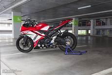 Yamaha Xabre Modif Ducati by Ada Aura Ducati Pada Yamaha R15 Satu Ini Motohits