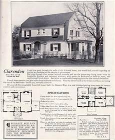 dutch colonial revival house plans 1922 clarendon by bennett homes dutch colonial revival