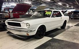 1966 Ford Mustang Pro Touring Restomod  Classic