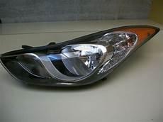 hyundai accent 2012 headlight bulb 2012 hyundai elantra headlight ebay