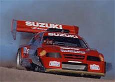 Suzuki Escudo Pikes Peak Specs by Suzuki Asia Pacific Rally Chionship