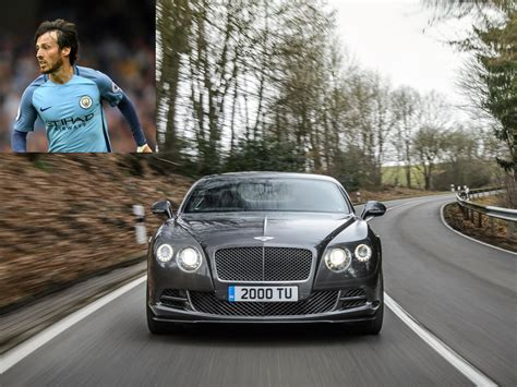 The Cars Of Manchester City Players