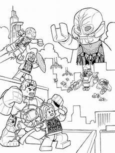 lego marvel coloring pages free printable lego marvel