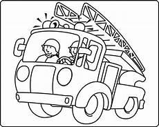 Malvorlagen Kinder Feuerwehr Feuerwehr Ausmalbilder Ausmalbilder Feuerwehrmann