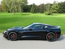 black corvette c7 grill and c7 spoiler for sale