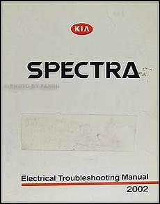 vehicle repair manual 2002 kia spectra auto manual 2002 kia spectra electrical troubleshooting manual original